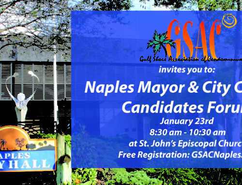 Naples City Council Candidate Forum