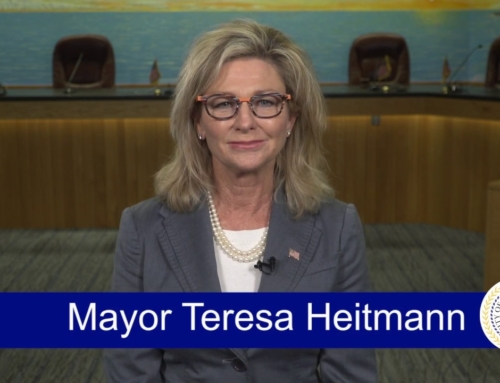 Mayor Teresa Heitmann