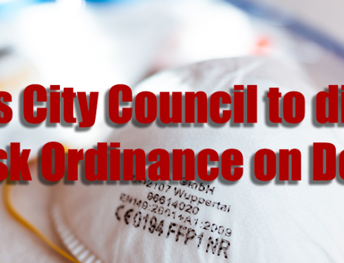 Naples City Council to Discuss Mask Mandate – Dec 3rd